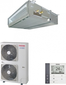Toshiba RAV-SM1406BTP-E/RAV-SP1404AT8-E